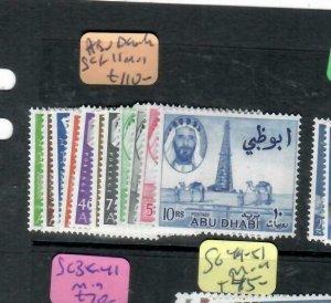 ABU DHABI (PP0403B)  SG 1-11   MOG