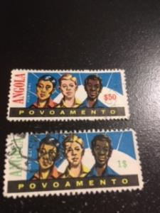 Angola sc Ra17,Ra18 u