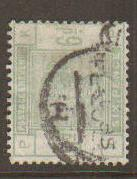 Great Britain #105 Used