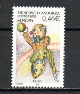 Andorra - French 559 MNH