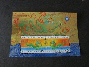 Christmas Island  2000 Sc 426b MNH