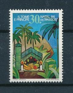 [98552] Sao Tome & Principe 1984 Christmas Weihnachten Noël Natal Navidad  MNH