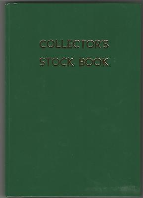 Collector's Stock book .FREE SHIPPING