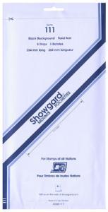 Mounts Showgard, 264/111mm (5ea. Black) (00627B)