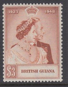 British Guiana 245 MNH VF