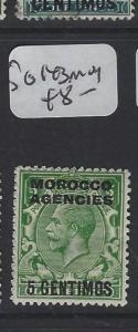 MOROCCO AGENCIES   (P1305B) KGV   5C     SG  143   MOG
