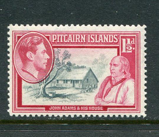 Pitcairn #3 MNH - Penny Auction