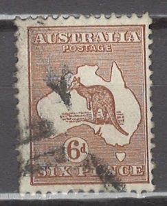COLLECTION LOT # 5279 AUSTRALIA #96 1929 CV+$22