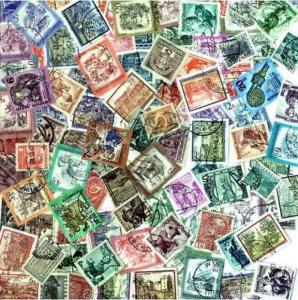 Austria Stamp Collection - 100 Different Stamps