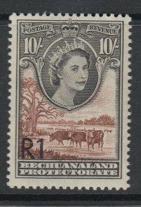 Bechuanaland Protectorate, Scott 179a (SG 167a), MNH