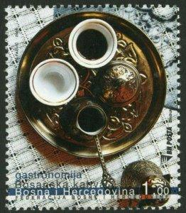 BOSNIA&HERZEGOVINA/2009, Gastronomy - Bosnian Coffee, MNH