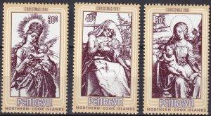 Penrhyn Island #184-6  MNH CV $3.50  (Z6713)