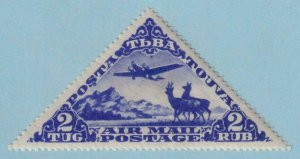 TANNU TUVA C9 AIRMAIL  MINT HINGED OG * NO FAULTS EXTRA FINE!