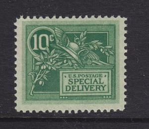 E7 VF original gum mint never hinged with nice color cv $ 140 ! see pic !