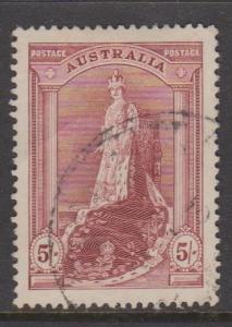 Australia Sc#177 Used