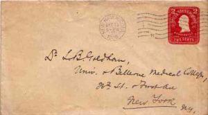 United States, Connecticut, Postal Stationery