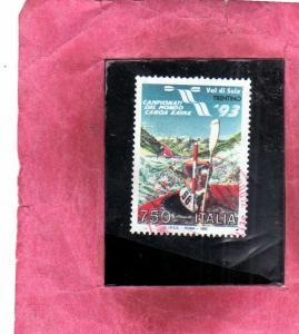 ITALIA REPUBBLICA ITALY REPUBLIC 1993 CAMPIONATI DEL MONDO DI CANOA KAYAK LIR...