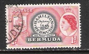 BERMUDA 144 VFU J621-2