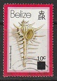 1979 Belize - Sc 422 - used VF - Murex cabritii