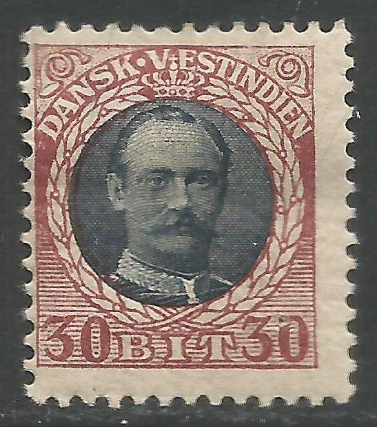 DANISH WEST INDIES 48 MOG V461