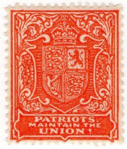 (I.B) Ireland Political : Patriots Maintain The Union (Anti-Home Rule 1912)