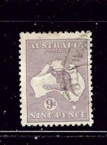 Australia 50 Used 1915 issue
