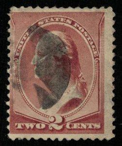 United States, 2c, George Washington, (3227-Т)