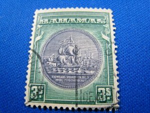BAHAMAS  1931  -  SCOTT # 91a   USED