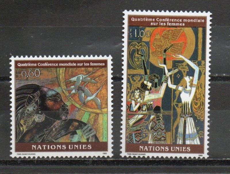 United Nations - Geneva 273-274 MNH