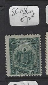 SALVADOR (PP2901B)  2C   SC 118   MOG