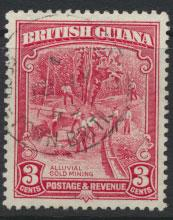 British Guiana SG 290 Fine Used  perf 12½  (Sc# 212 see details)