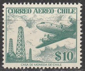 Chile #C176  MNH (K146)