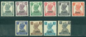 India Chamba #89//100  Mint F LH  Scott $96.90   Missing ...