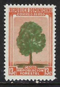Dominican Republic C96 MNH TREE 811D