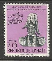 HAITI C379 VFU S271-6