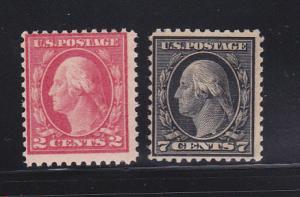 United States 499, 507 MHR George Washington