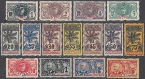 Ivory Coast 21-36 MLH / MH CV $312.90
