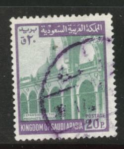 Saudi Arabia Scott 511a used 20p 1974 stamp