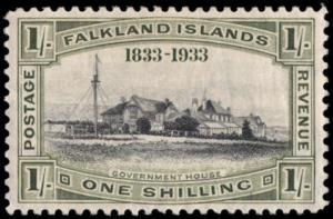 Falkland Islands 72 mh