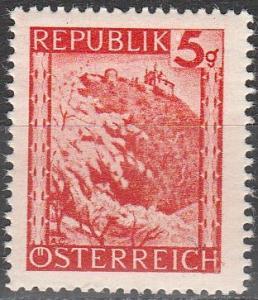 Austria #501 MNH