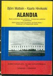 ALANDIA POSTAL CANCELLATIONS & HISTORY