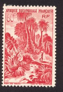 French Equatorial Africa 170 MHH