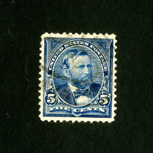 US Stamps # 281 Superb Used Choice