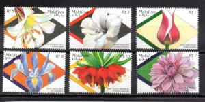 Maldive Islands 2099-2104 MNH