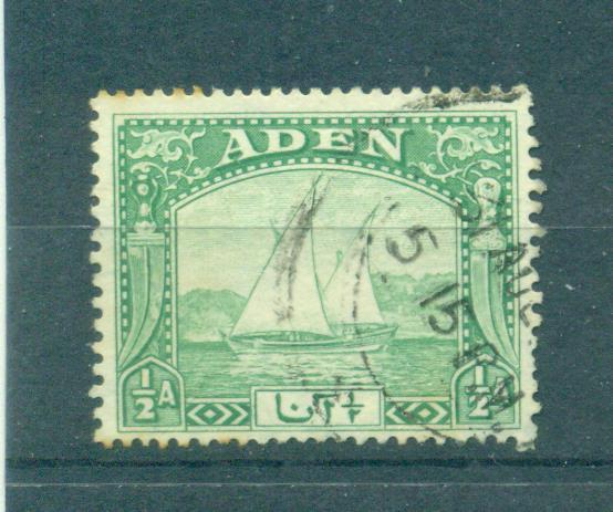 Aden sc# 1 used cat value $2.75
