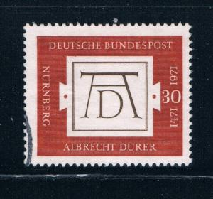 Germany 1070 Used Duerers signature (GI0288P68)+