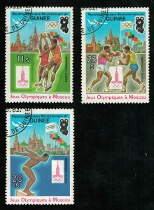 Guinea, Sport, (3034-T)