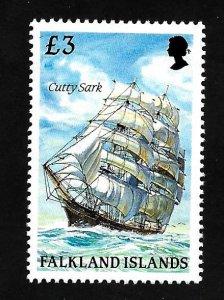 Falkland Islands 1989 - MNH - Scott #499