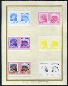 Tuvalu - Vaitupu 1985 Life & Times of HM Queen Mother...