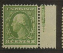 337 MINT F-VF OG NH Cat$105